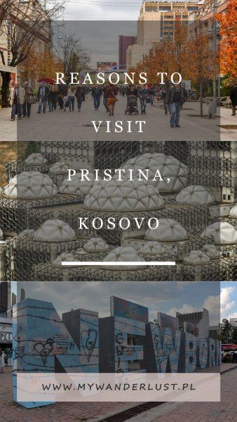 Visit Pristina, Kosovo