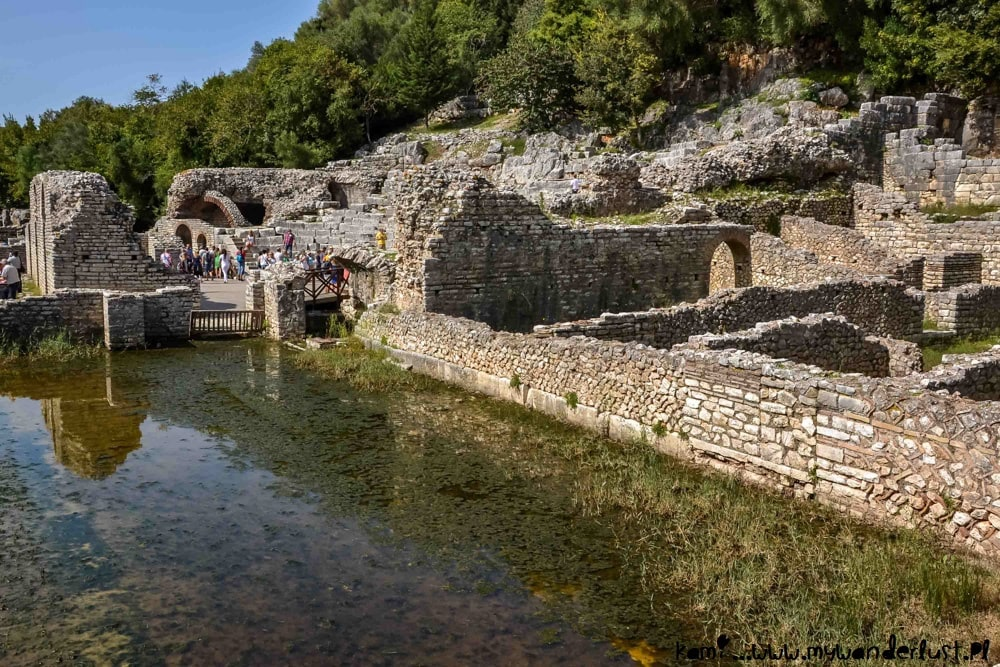 Albania tourism - what to see in Albania - Butrint