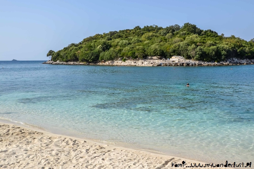 Albania tourism - what to see in Albania - Ksamil