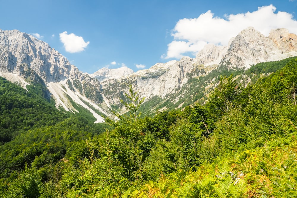 Albania tourism - what to see in Albania - Albanian Alps