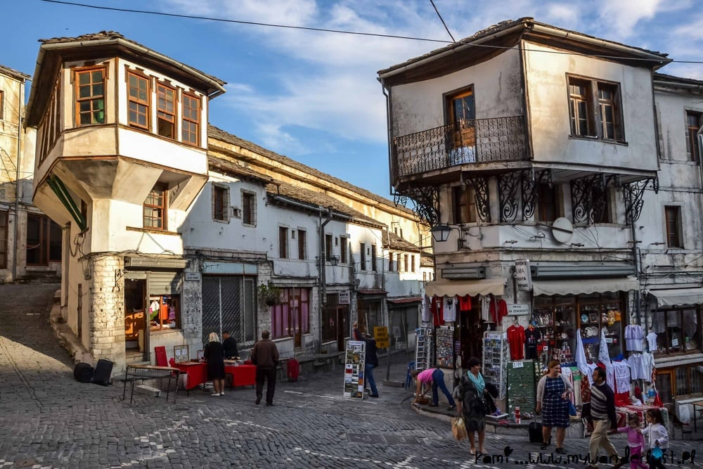 Albania tourism - what to see in Albania - Gjirokastra