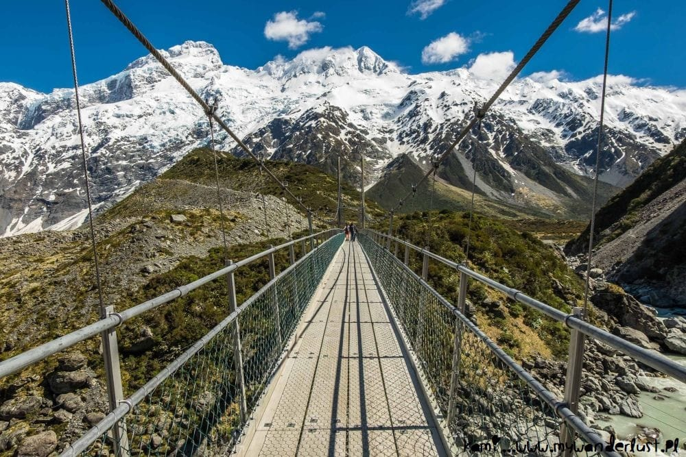 Hooker Valley, New Zealand