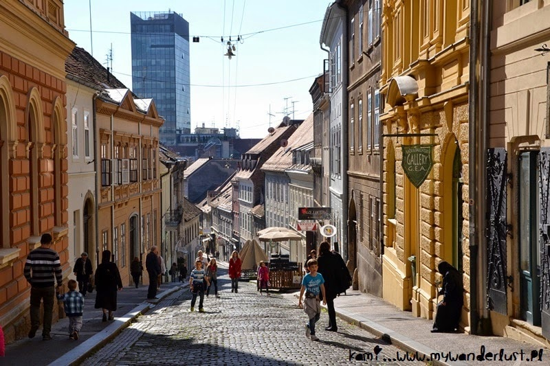 Balkan Highlights - Zagreb