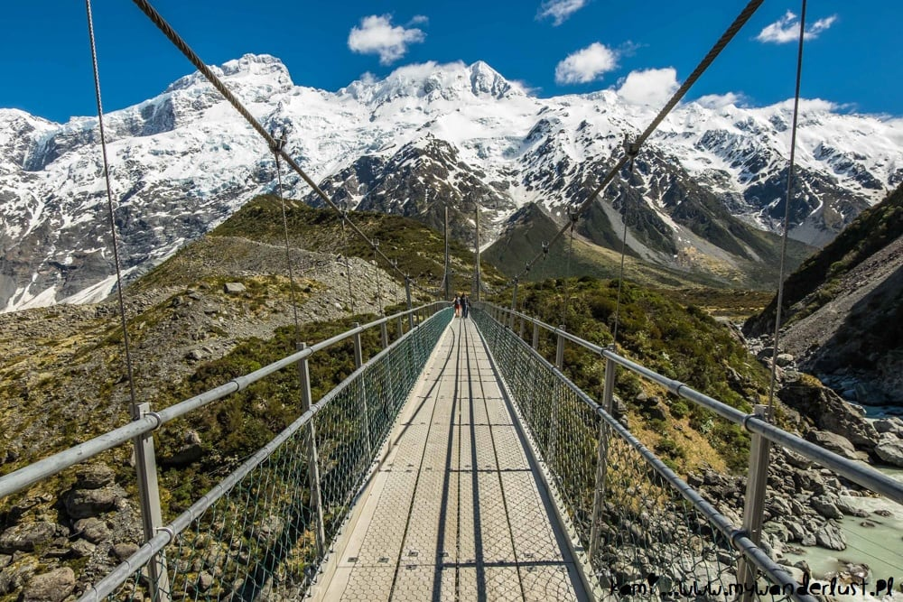 Mt Cook hike