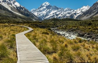 Mt Cook hike in pictures – the most beautiful place I've seen!