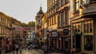 Cieszyn, Poland - Central Europe in a nutshell