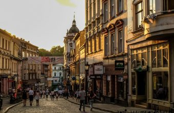 Cieszyn, Poland – Central Europe in a nutshell