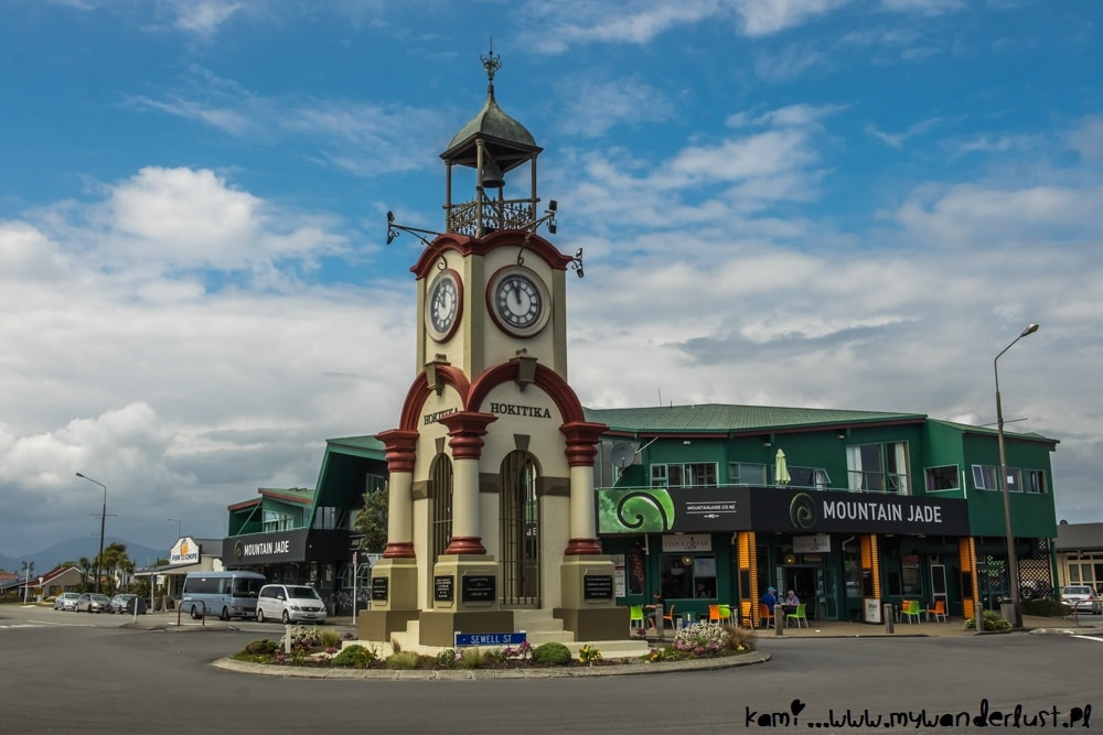 10 days in New Zealand itinerary - Hokitika