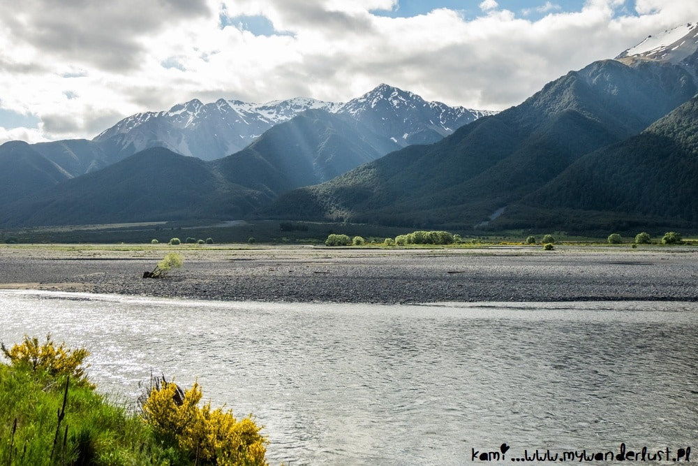 10 days in New Zealand itinerary - TranzAlpine train
