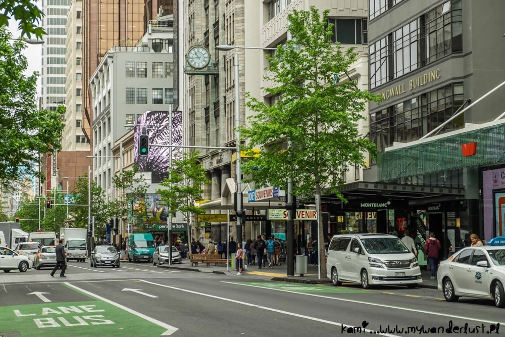 10 days in New Zealand itinerary - Auckland