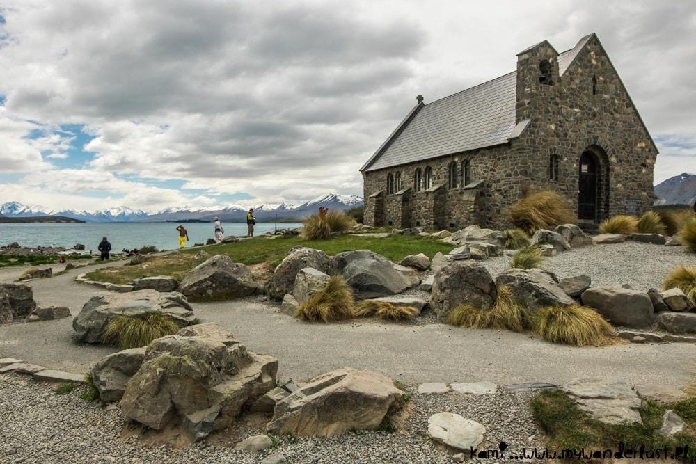 10 days in New Zealand itinerary - Tekapo