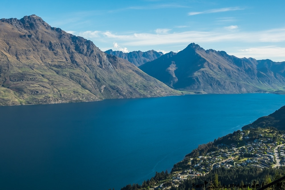 10 days in New Zealand itinerary - Queenstown
