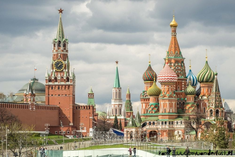 Russia travel tips - Moscow
