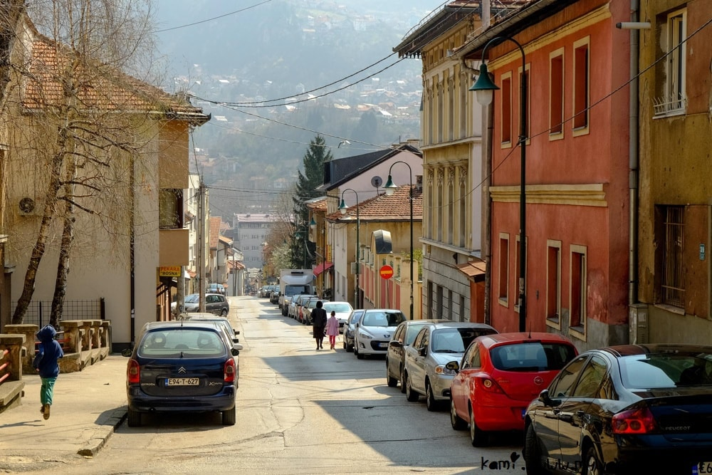 things to do in Sarajevo - Logavina street
