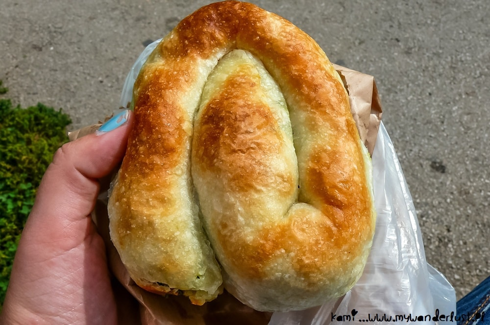 things to do in Sarajevo - burek
