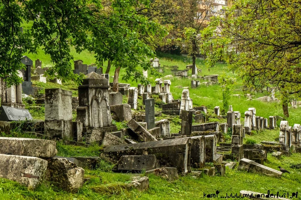 things to do in Sarajevo - Jewish cemetery