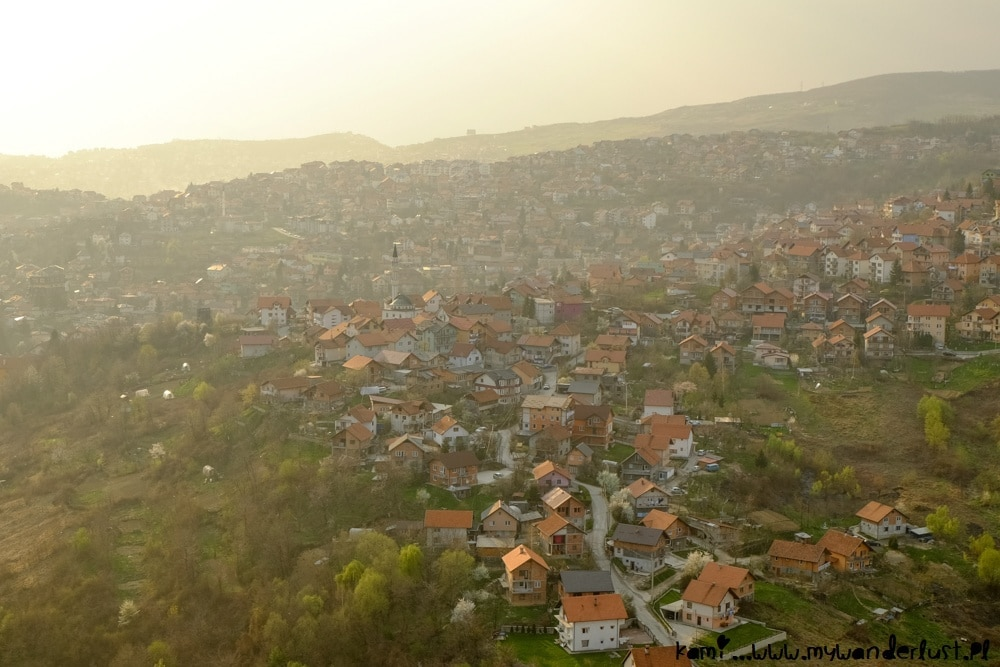 things to do in Sarajevo - AVAZ Twist Tower