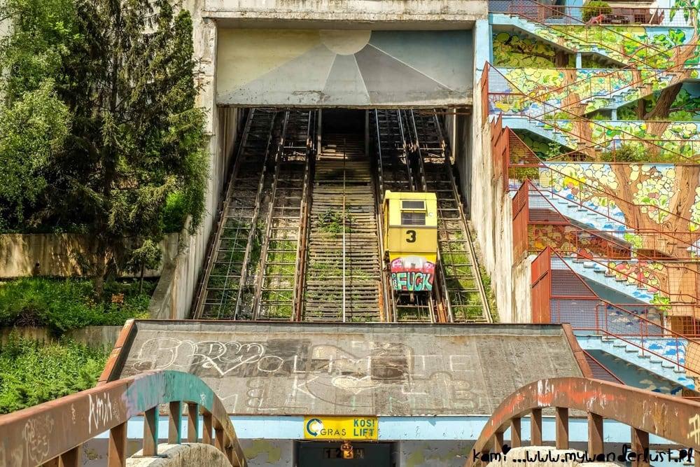 Sarajevo Ciglane funicular