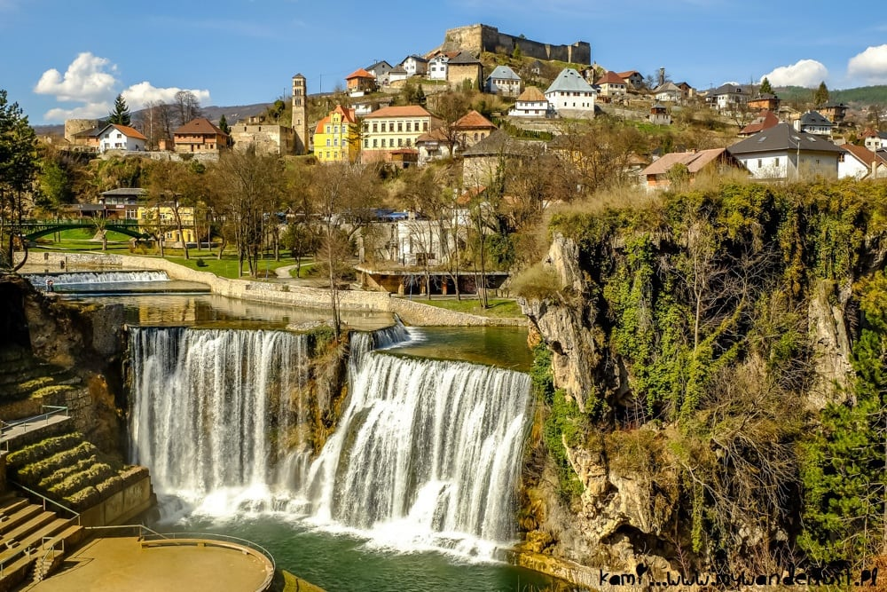Jajce Bosnia and Herzegovina