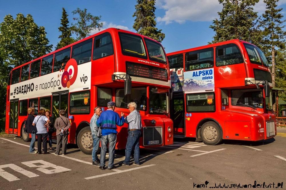 Skopje buses