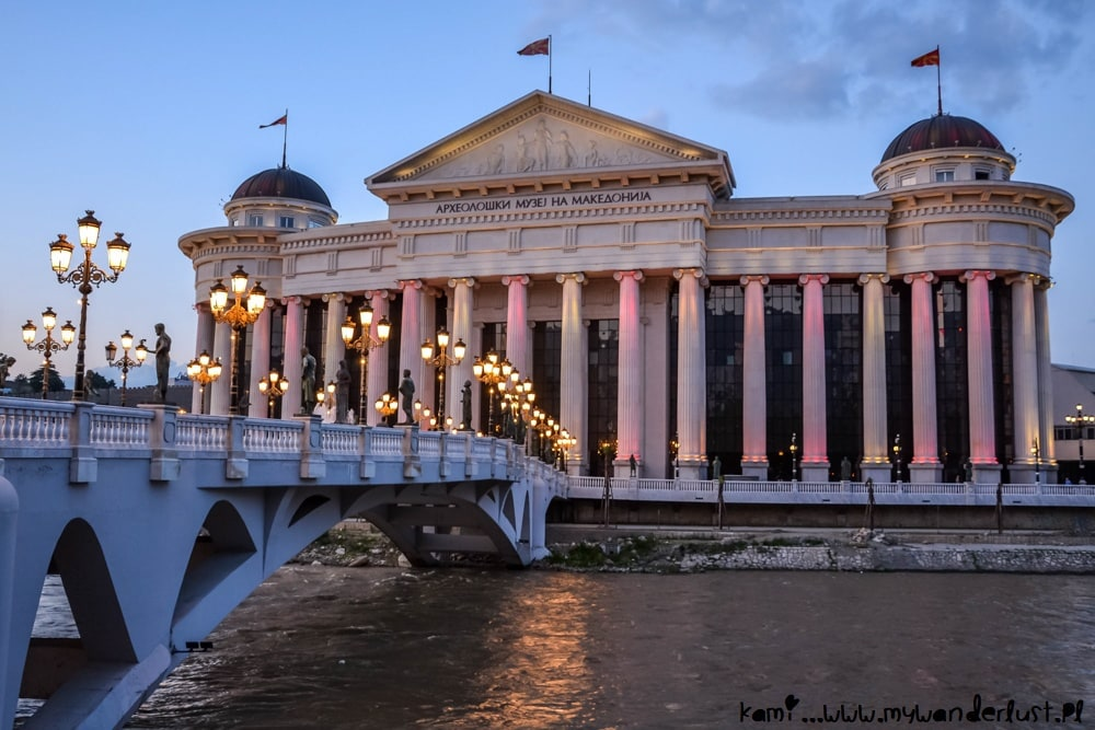 visit Skopje Macedonia