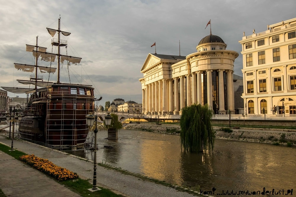 things to do in Skopje Macedonia