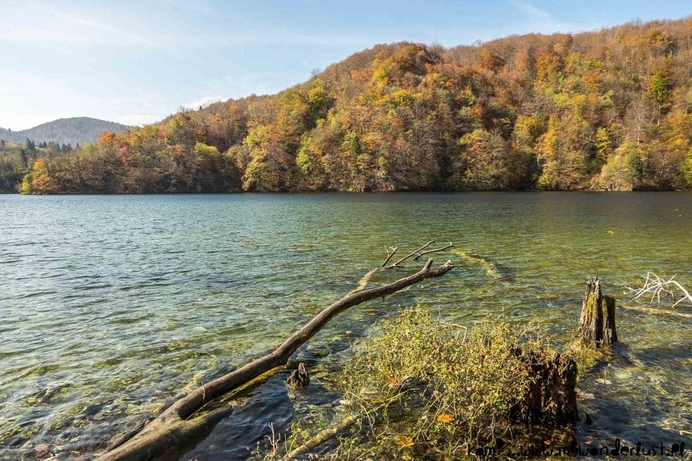 visiting Plitvice Lakes