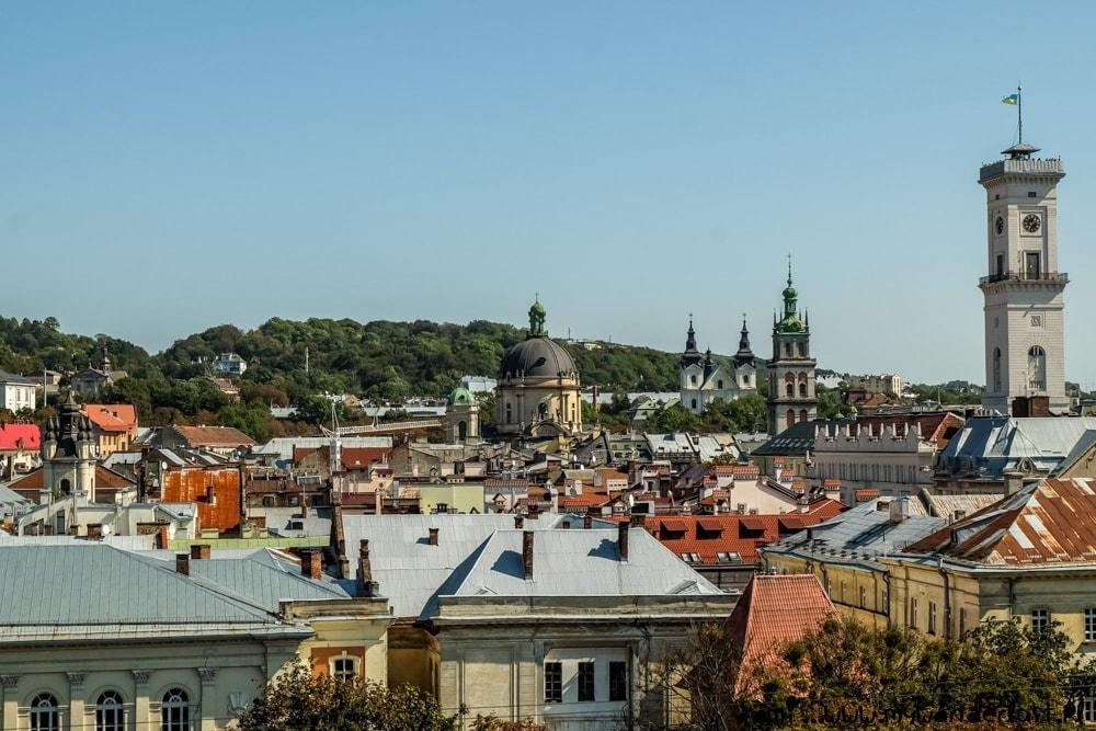 Lviv travel