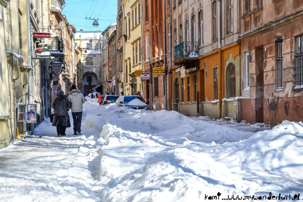 travel to Lviv, Ukraine