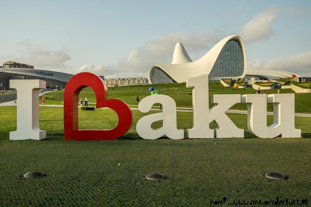 visiting Azerbaijan