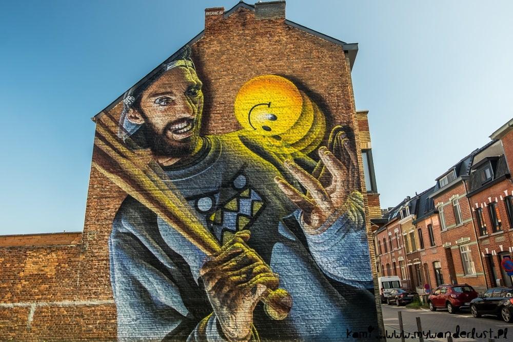 street art hasselt belgium