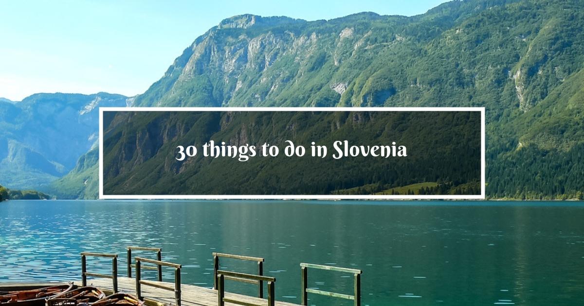 Slovenia - cover