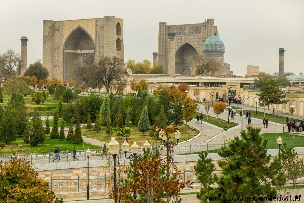travel to Uzbekistan