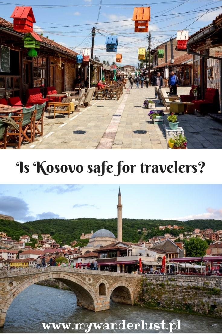 Is Kosovo safe?