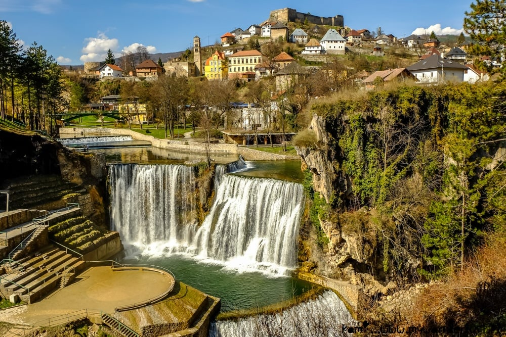Places to visit in Bosnia and Herzegovina - Jajce