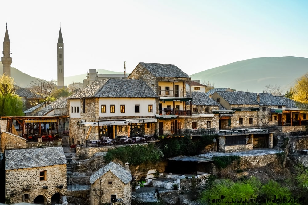 Places to visit in Bosnia and Herzegovina - Mostar