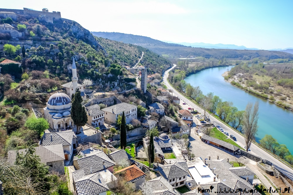 Places to visit in Bosnia and Herzegovina - Pocitelj