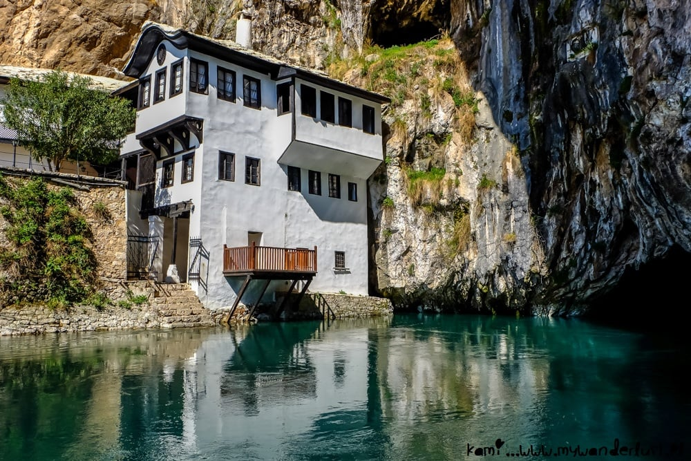 Places to visit in Bosnia and Herzegovina - Blagaj
