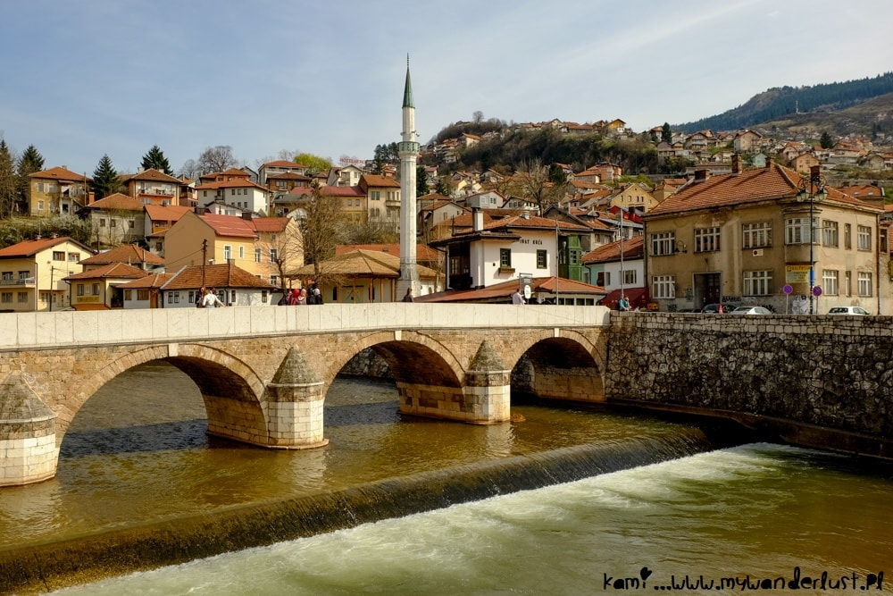 Places to visit in Bosnia and Herzegovina - Sarajevo