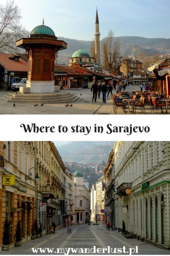 Best Sarajevo accommodation