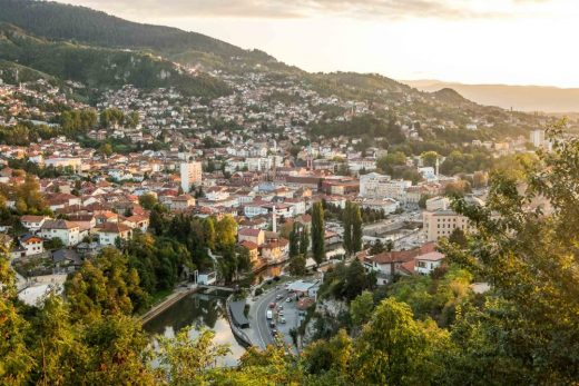 Sarajevo accommodation guide