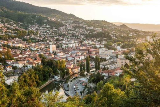 Sarajevo accommodation guide