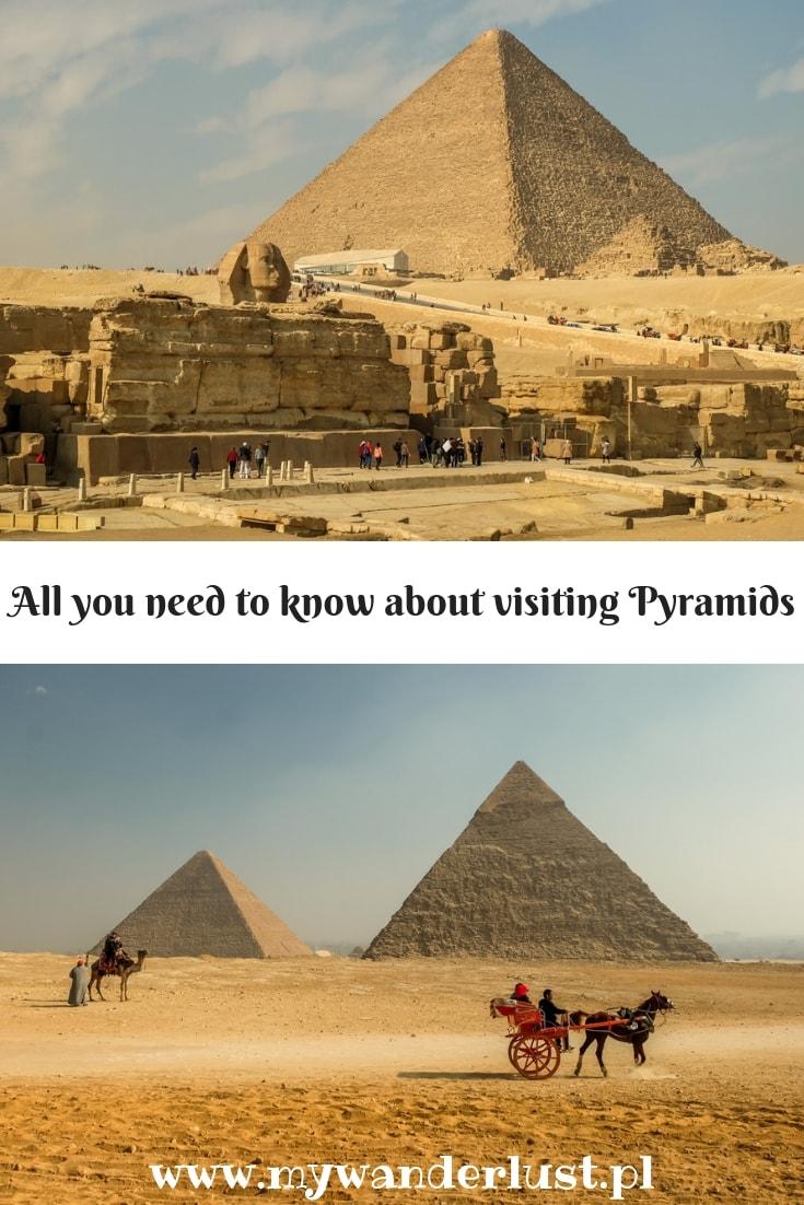 visit Pyramids of Giza