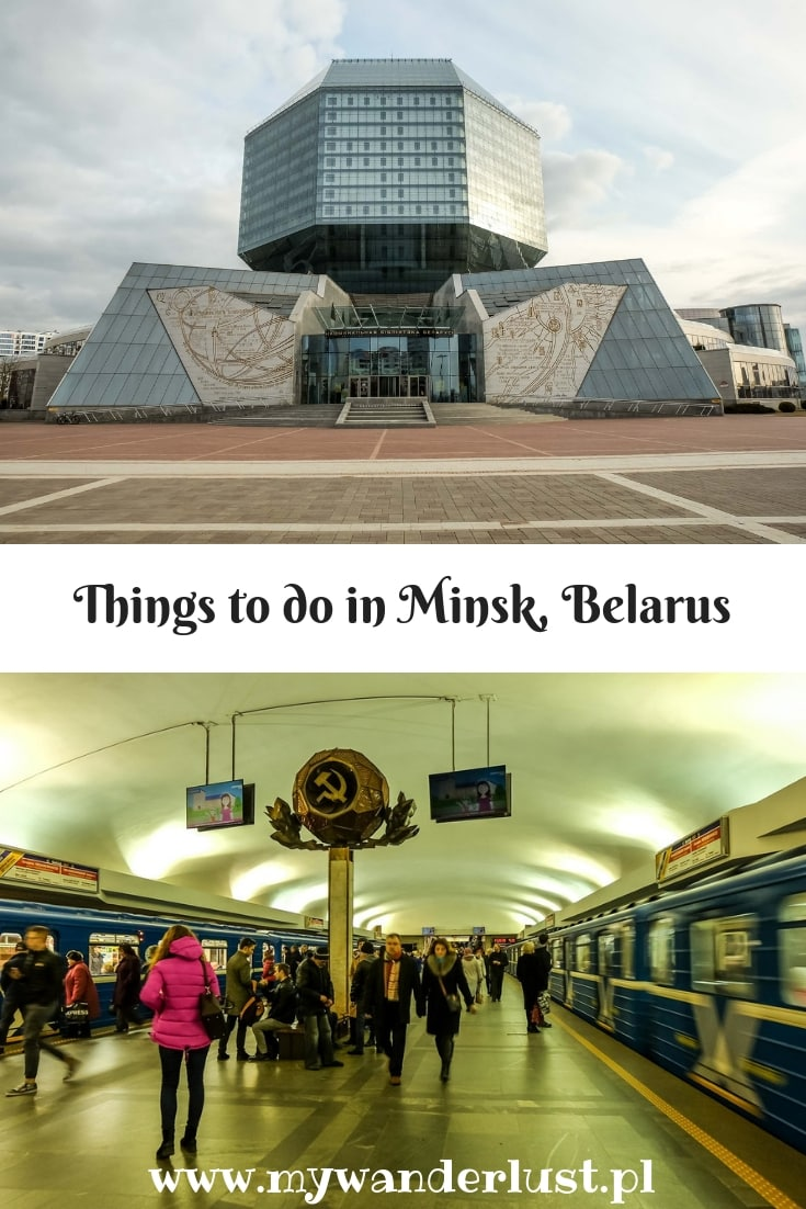 things to do in Minsk Belarus