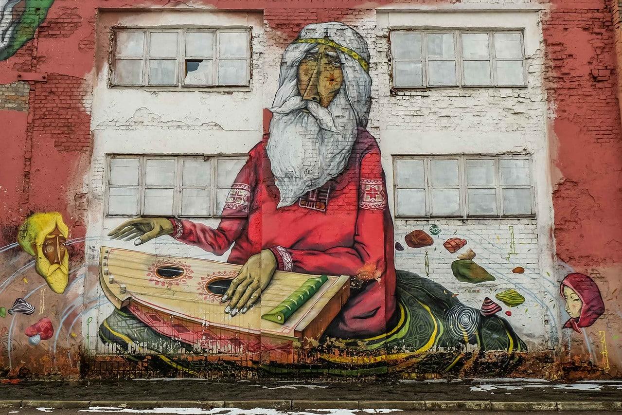 minsk street art