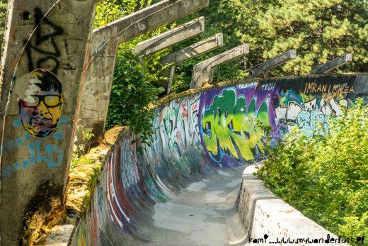 Sarajevo bobsled track