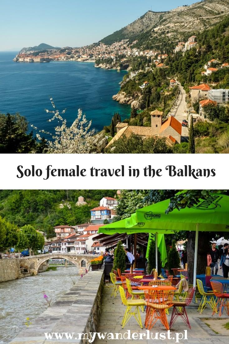 Balkan solo travel