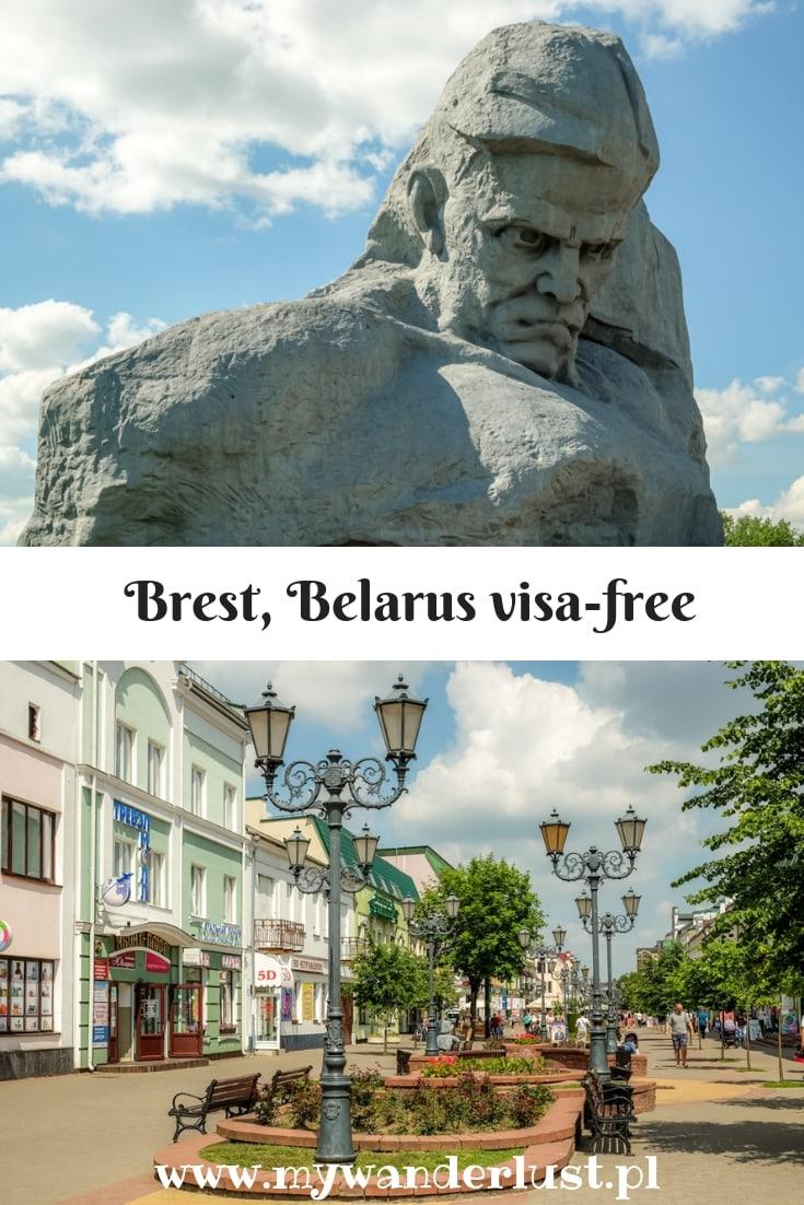 Brest, Belarus visa-free