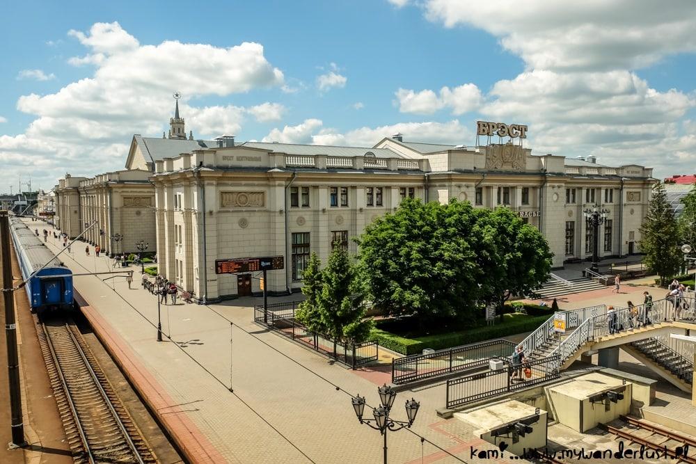 visit Brest, Belarus
