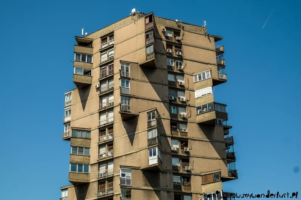 Guide To Belgrade Brutalist Architecture Over 20 Concrete